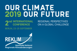 """Our Climate - Our Future: Regional Perspectives on a Global Challenge"""