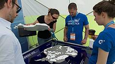 "Polarcamp ""Science on the road"" in Stralsund am 27. Mai"