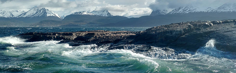 Teaser & Keyvisual: Beagle Channel by Alejandro Vitale
