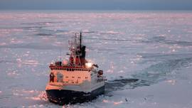 [Translate to English:] Polarstern-Winterexperiment