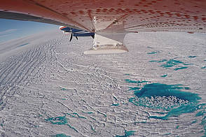 New satellite technology promises great progress for glacier research