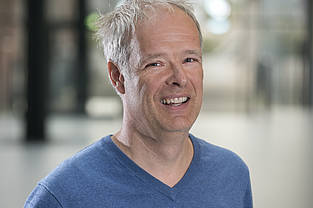 Gerrit Lohmann (Photo: Kerstin Rolfes; Alfred Wegener Institute)