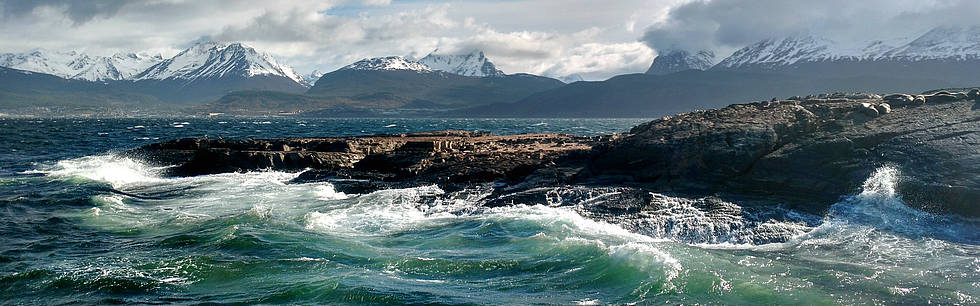Beagle Channel, photo by Alejandro Vitale