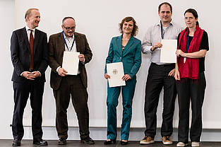 This year's winners of the ideas competition to host a scientific workshop in Chile