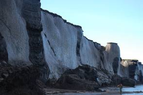 Siberia's permafrost erosion has been worsening for years