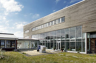 Neubau der Wattenmeerstation Sylt 2009 / New Building Wadden Sea Station Sylt 2009