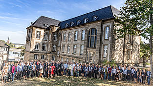 Participants Chile Day Bonn Sept. 2018