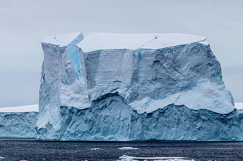 Iceberg in the Amundsen Sea, Antarctica
