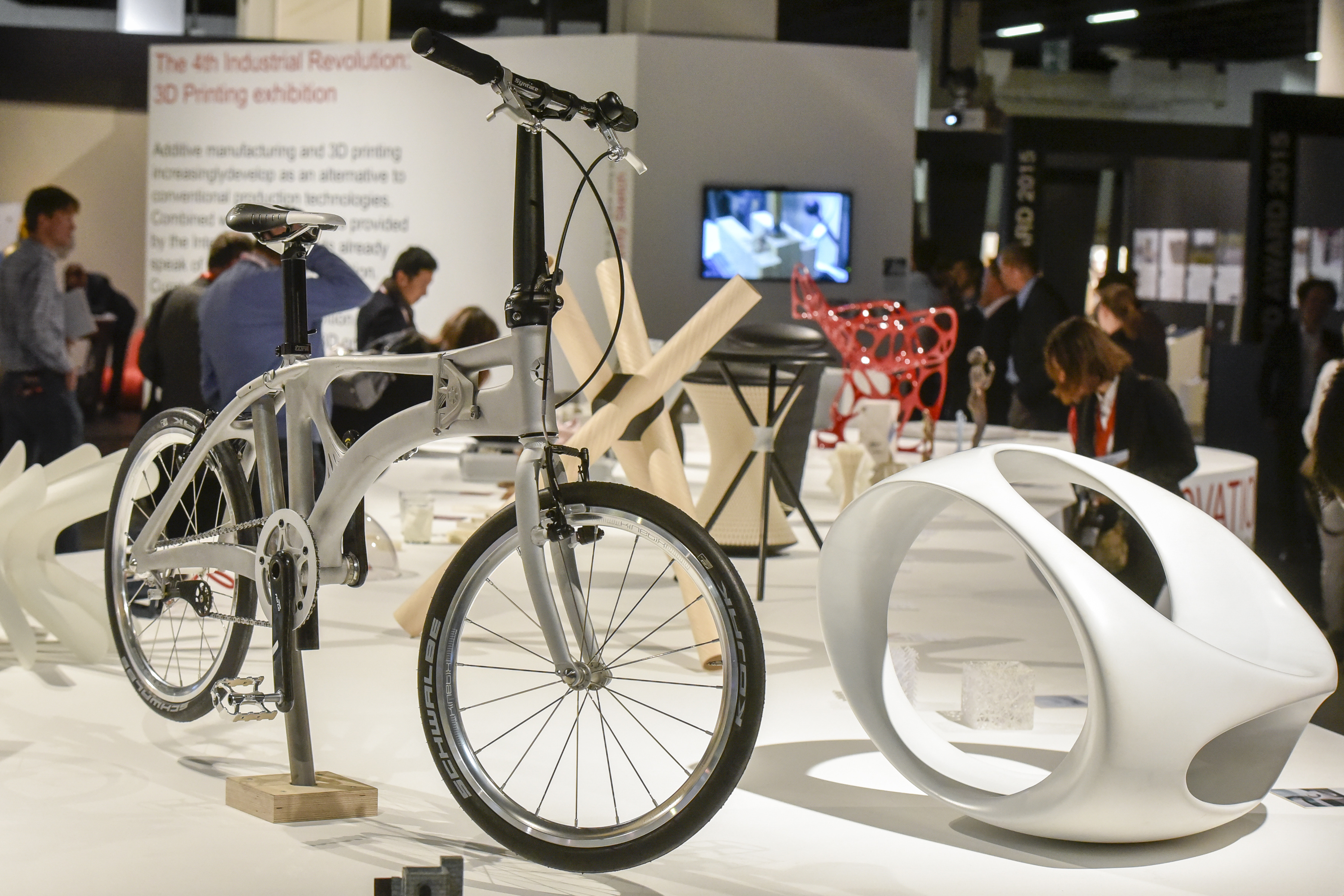 Innovation of Interior, 3D Printing, Halle 4.2